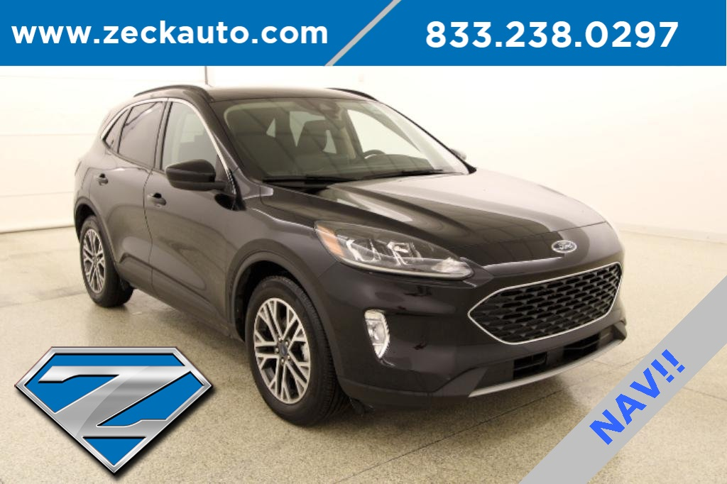 Pre-Owned 2020 Ford Escape SEL