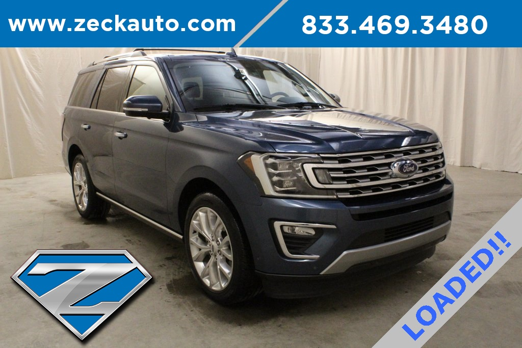 Pre-Owned 2019 Ford Expedition Limited