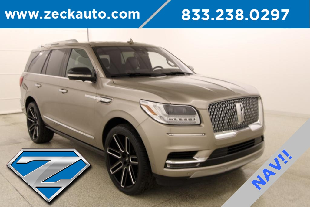 Pre-Owned 2018 Lincoln Navigator Select
